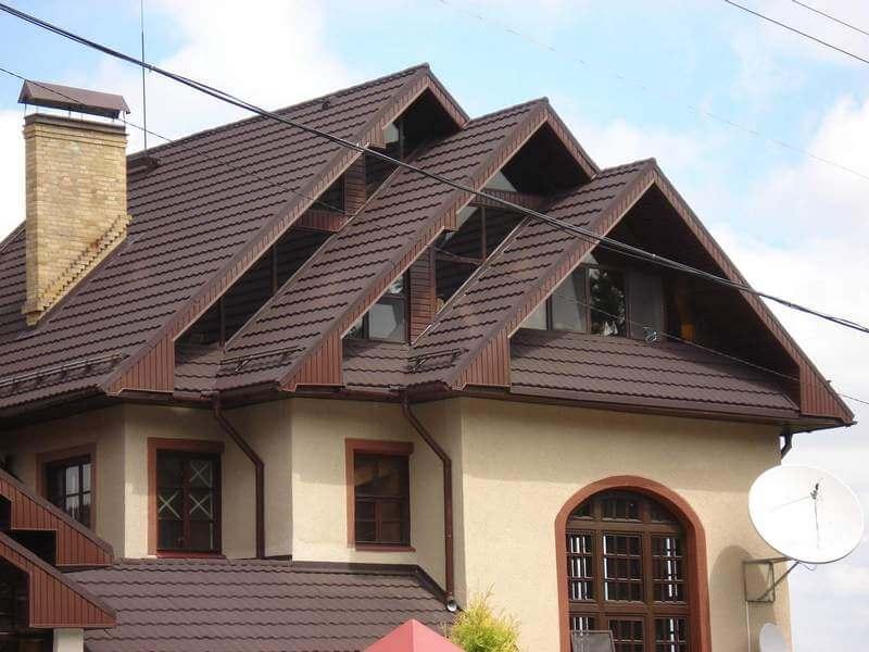 Чем покрыть крышу