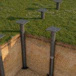 Свайно-винтовой фундамент. Достоинства и недостатки