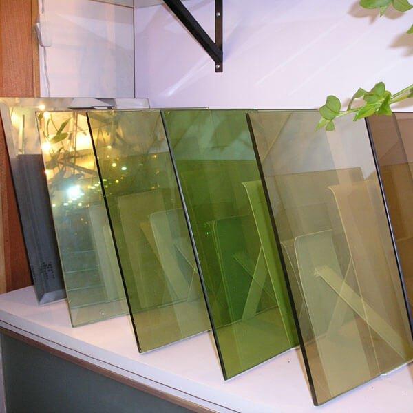 стекла с энергоэффективным покрытием