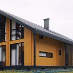 Дом из двойного бруса. Особенности технологии