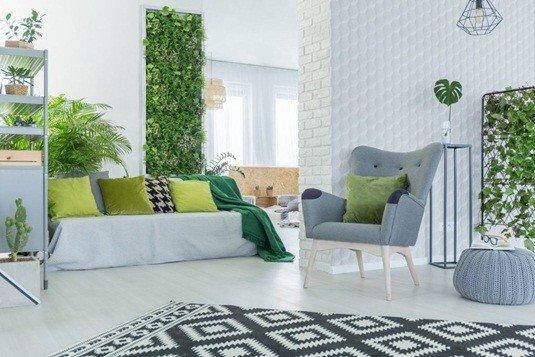 цветовая гамма интерьера дома
