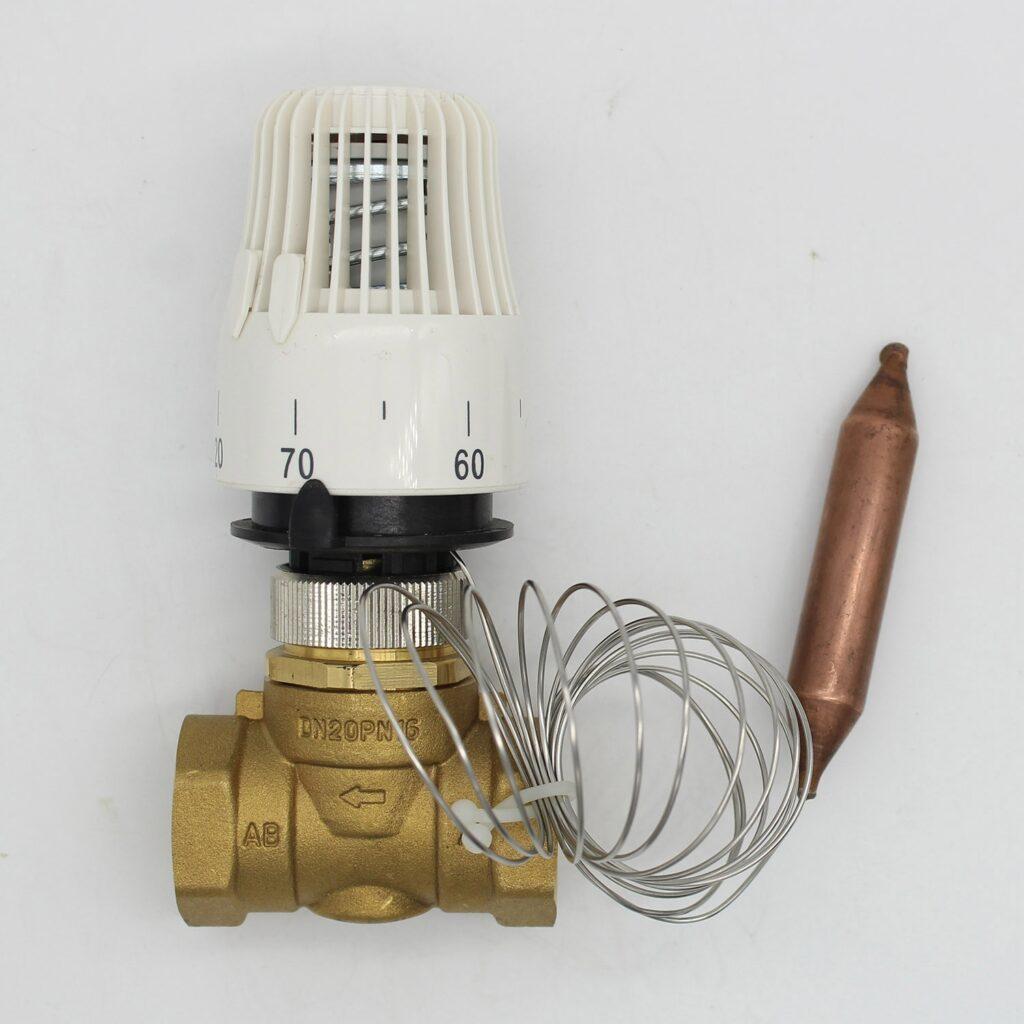 Терморегулятор для радиаторов с выносным датчиком
