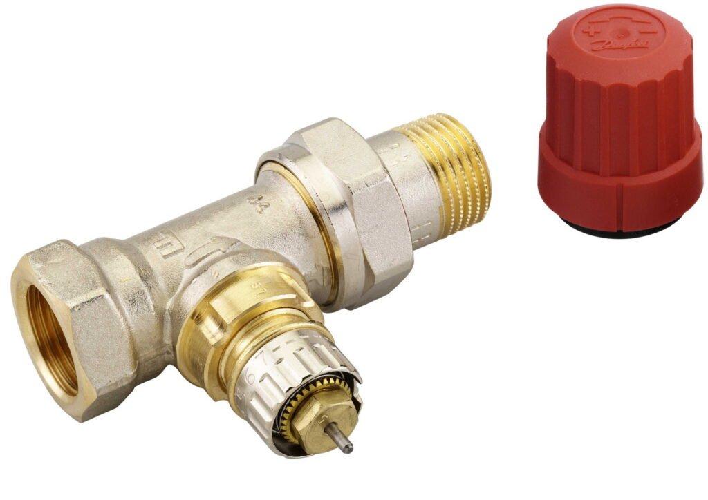Самый простой способ регулировки температуры радиаторов клапан и ручка